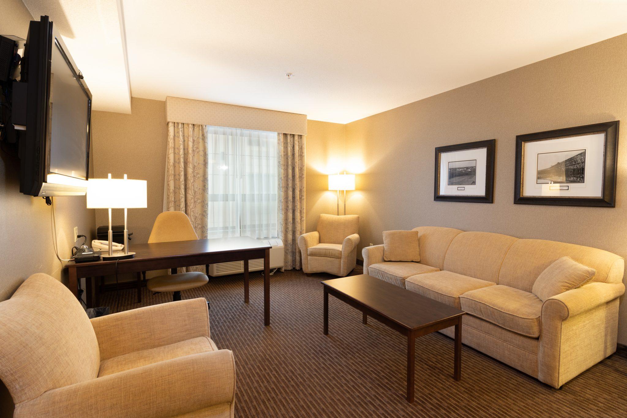 hotel in fort saskatchewan Kanata Inns Business Suite Fort Saskatchewan