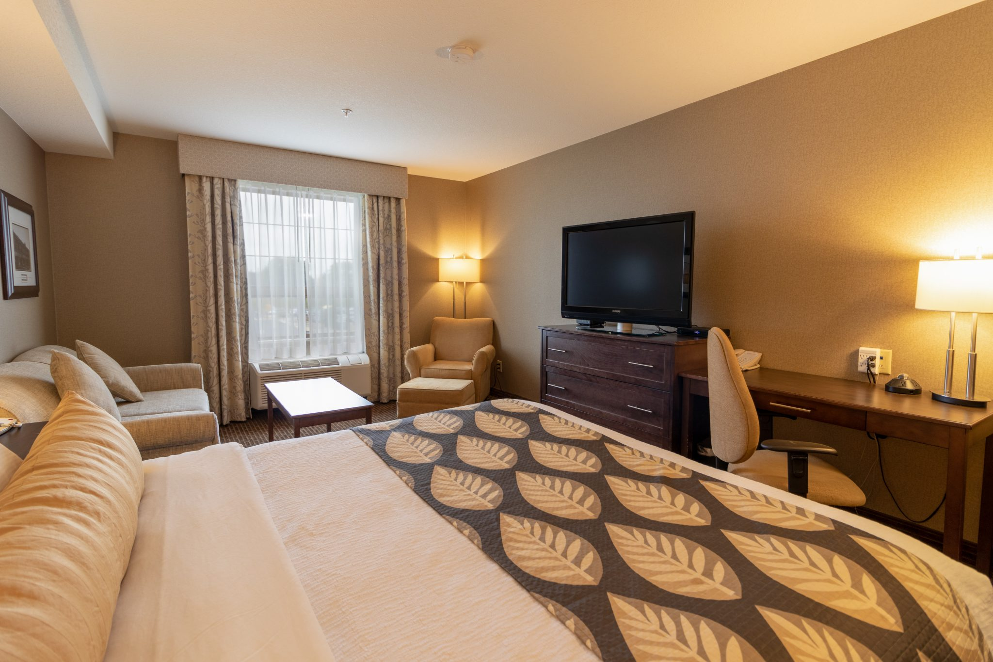 hotel in fort saskatchewan Kanata Inns Deluxe Business King Fort Saskatchewan