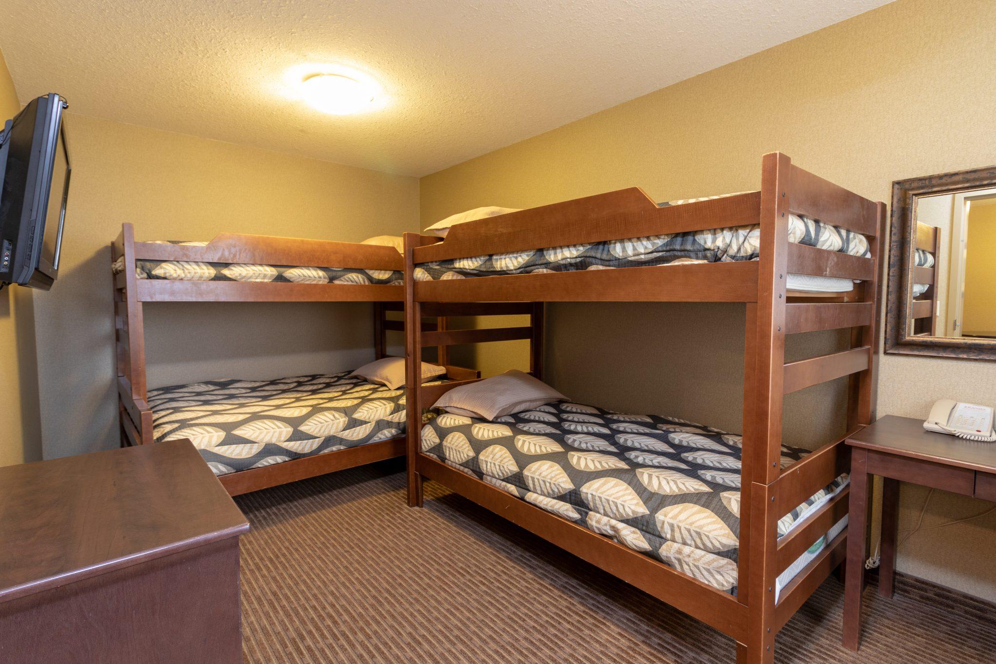hotel in fort saskatchewan Kanata Inns Fort Saskatchewan Family_FS1