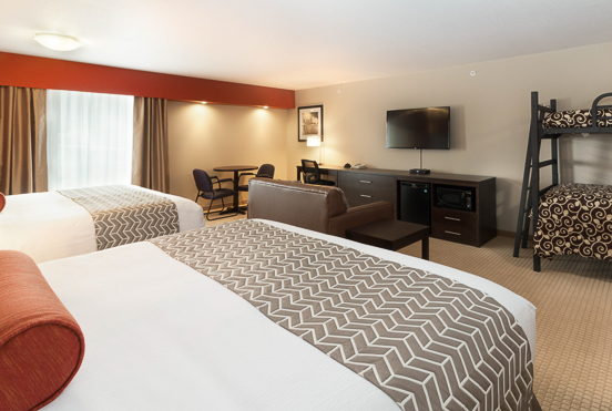 kanata hotels in invermere family suite